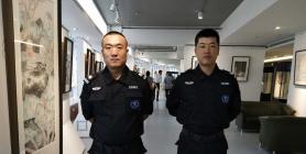 保安人员在执勤时应讲普通话