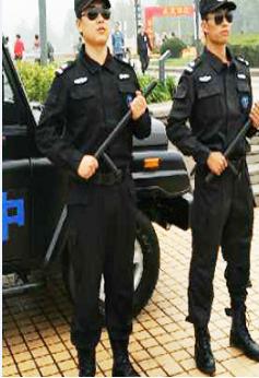 河南保安公司建立杰出保安形象